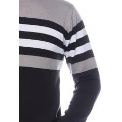 Suéter Masculino Listrado Berlim 7512